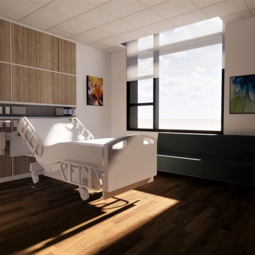 Patient Room Conceptual Design